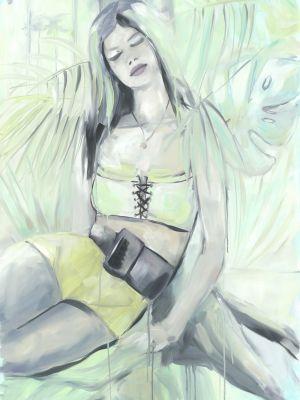 Ölbild von Ekaterini Paschalidou
